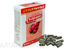 Капсулы «КАРДИО»